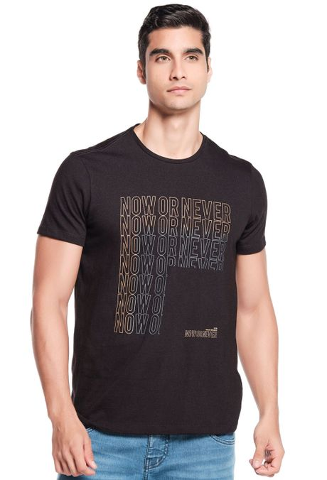 Camiseta-QUEST-Slim-Fit-QUE163LW0085-19-Negro-1