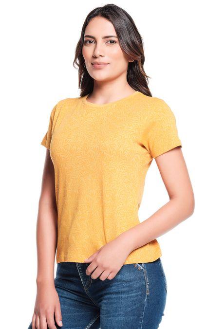 Camiseta-QUEST-QUE263200017-50-Mostaza-2