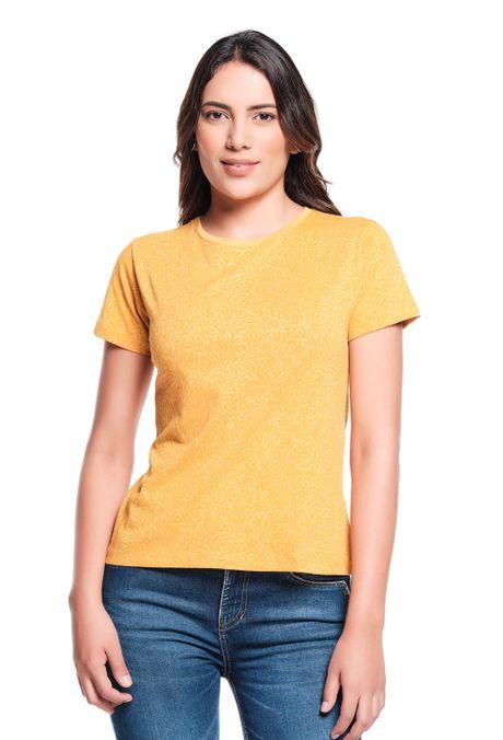 Camiseta-QUEST-QUE263200017-50-Mostaza-1