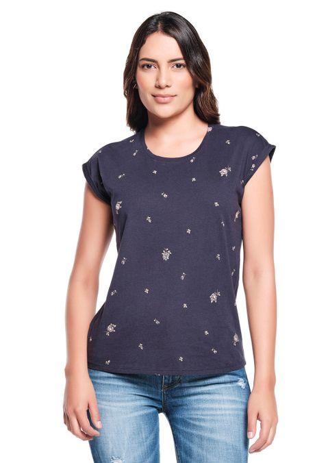 Camiseta-QUEST-QUE263200016-83-Azul-Noche-1