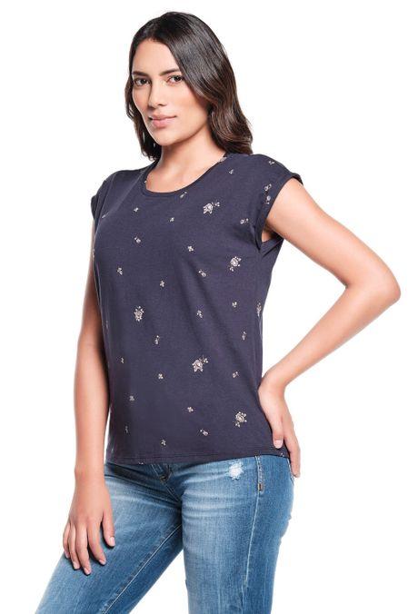 Camiseta-QUEST-QUE263200016-83-Azul-Noche-2
