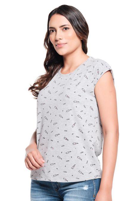 Camiseta-QUEST-Slim-Fit-QUE263200021-86-Gris-Jaspe-Medio-2