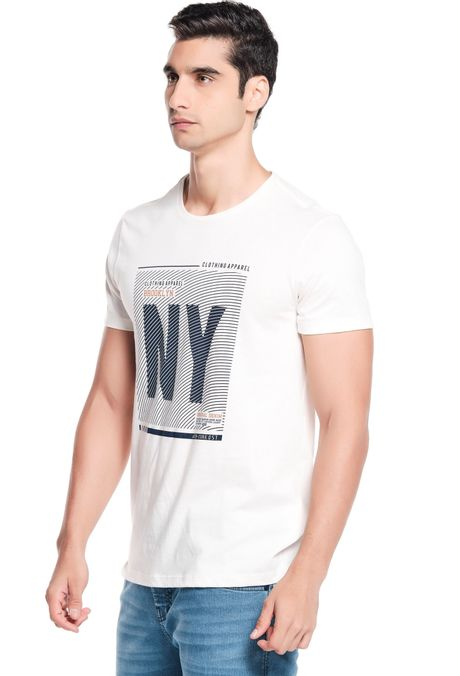 Camiseta-QUEST-Slim-Fit-QUE163LW0090-87-Crudo-2