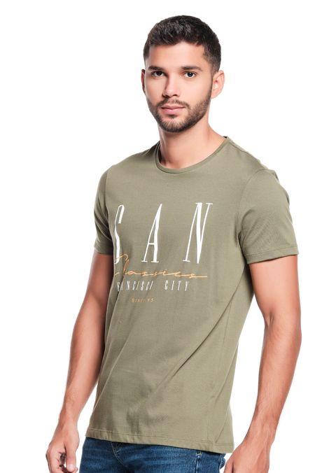 Camiseta-Especial-QUEST-Slim-Fit-QUE163LW0091-174-Verde-Hoja-Seca-2