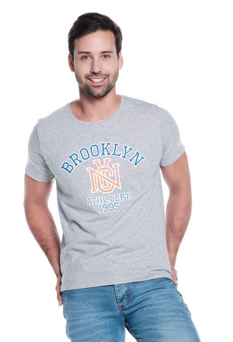 Camiseta-Especial-QUEST-Slim-Fit-QUE163LW0095-141-Gris-Jaspe---Gris-Jaspe-Oscuro-1