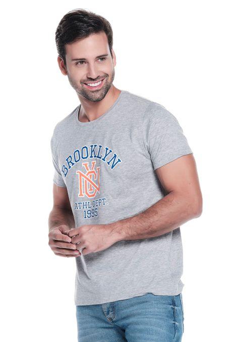 Camiseta-Especial-QUEST-Slim-Fit-QUE163LW0095-141-Gris-Jaspe---Gris-Jaspe-Oscuro-2
