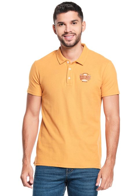 Polo-QUEST-Slim-Fit-QUE162200033-50-Mostaza-1