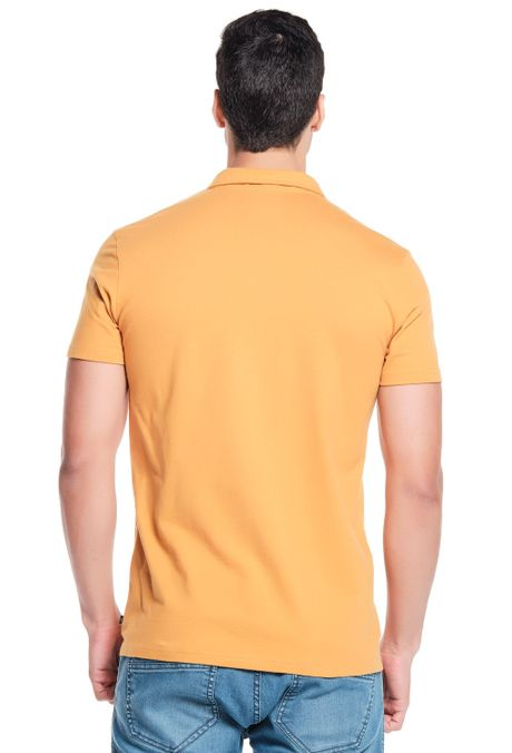 Polo-QUEST-Slim-Fit-QUE162200019-50-Mostaza-2