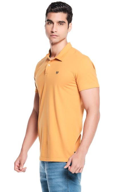 Polo-QUEST-Slim-Fit-QUE162200019-50-Mostaza-1