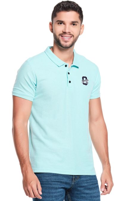 Polo-QUEST-Original-Fit-QUE162200035-79-Verde-Menta-1