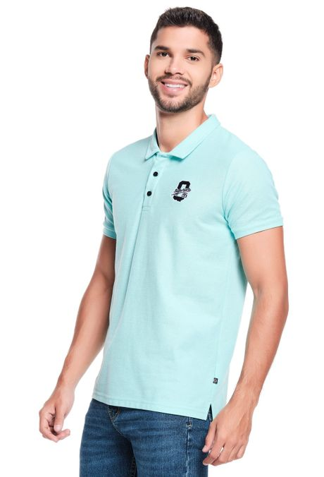 Polo-QUEST-Original-Fit-QUE162200035-79-Verde-Menta-2