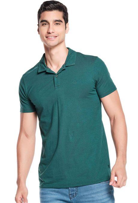 Polo-QUEST-Slim-Fit-QUE162200017-131-Verde-Pino-1