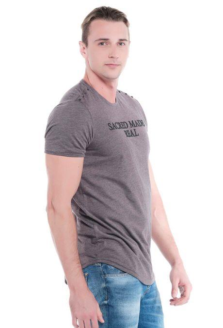 Camiseta-QUEST-Slim-Fit-QUE112190216-81-Gris-Jaspe-Oscuro-2