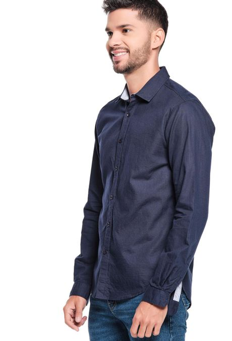 Camisa-QUEST-Slim-Fit-QUE111LW0044-16-Azul-Oscuro-2