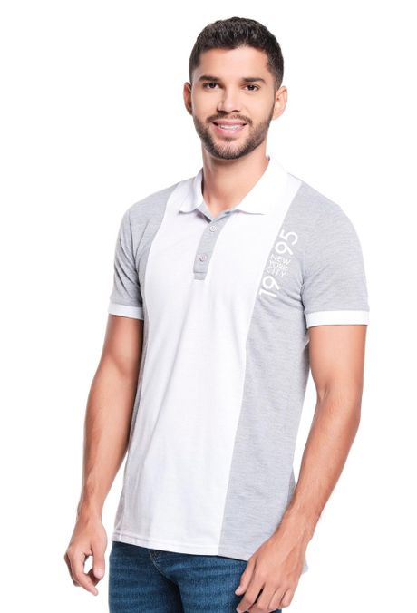 Polo-QUEST-Slim-Fit-QUE162200024-86-Gris-Jaspe-Medio-2