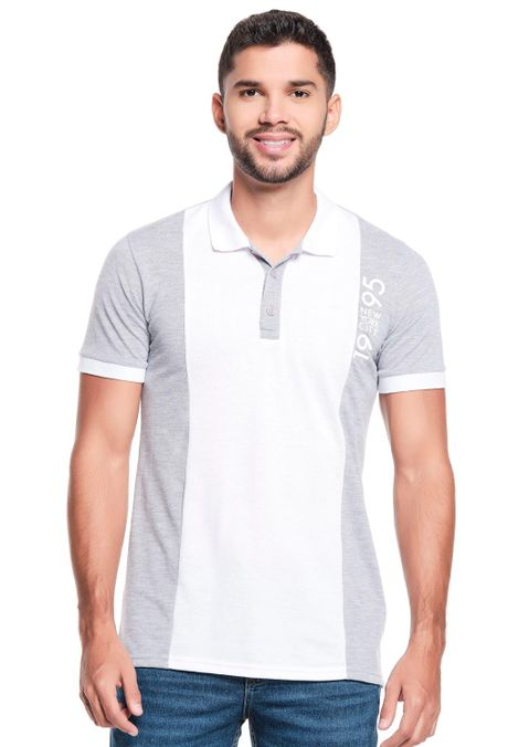 Polo-QUEST-Slim-Fit-QUE162200024-86-Gris-Jaspe-Medio-1