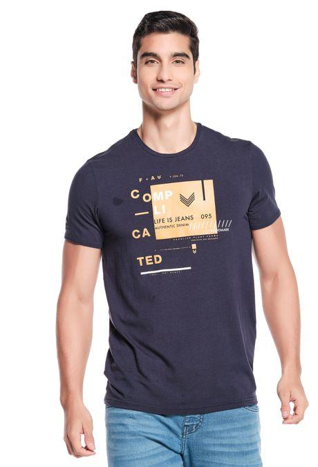 Camiseta-QUEST-Slim-Fit-QUE112200067-83-Azul-Noche-1