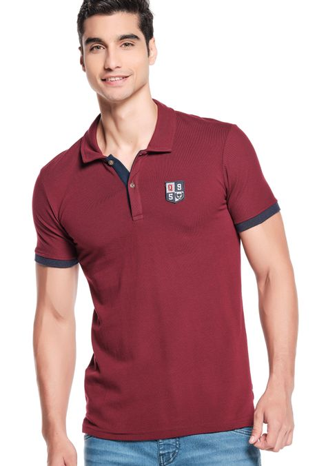Polo-QUEST-Slim-Fit-QUE162OU0035-37-Vino-Tinto-1