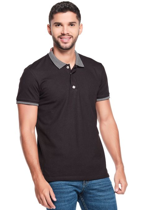 Polo-QUEST-Slim-Fit-QUE162200001-19-Negro-1