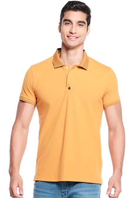 Polo-QUEST-Slim-Fit-QUE162200001-50-Mostaza-1
