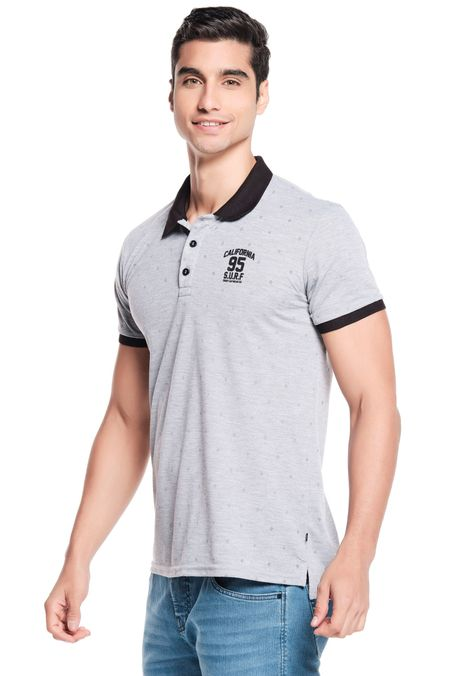 Polo-QUEST-Slim-Fit-QUE162200027-86-Gris-Jaspe-Medio-2