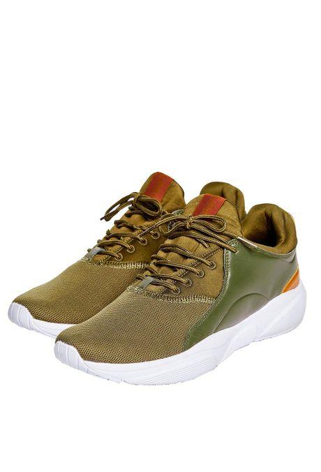 Zapatos-QUEST-QUE116200005-38-Verde-Militar-1