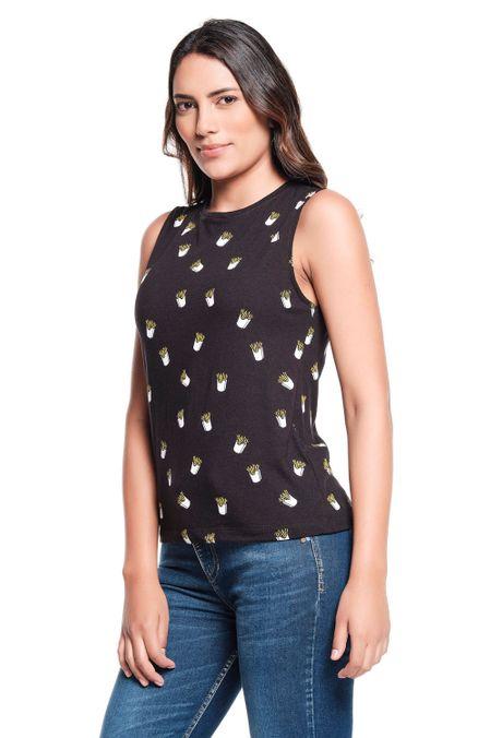 Camiseta-QUEST-QUE263200006-19-Negro-2