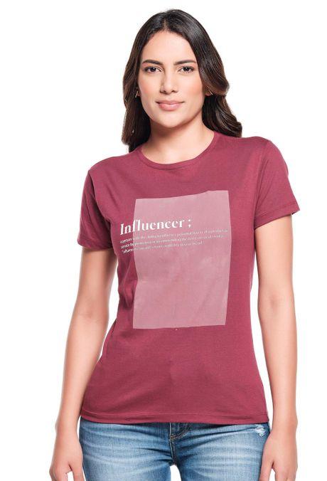Camiseta-QUEST-QUE263LW0054-168-Vino-Claro-1