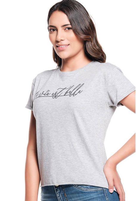 Camiseta-QUEST-QUE263LW0057-86-Gris-Jaspe-Medio-2