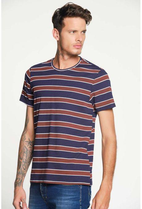 Camiseta-QUEST-Slim-Fit-QUE163200020-83-Azul-Noche-1