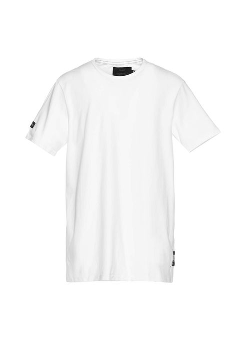 Camiseta-Slim-Manga-Corta-Quest-Color-Blanco-Talla-L