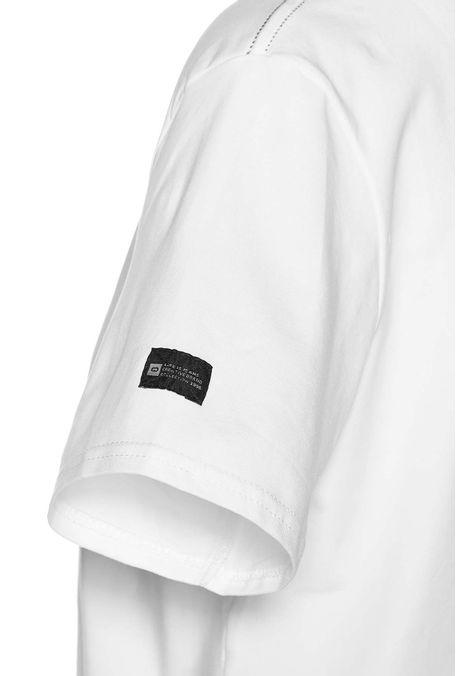 Camiseta-Slim-Manga-Corta-Quest-Color-Blanco-Talla-L